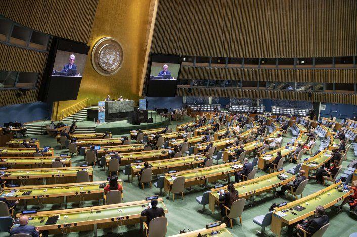 Latinoamérica pide una ONU más solidaria en tiempos de COVID