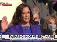 kamala harris pasa a la historia como la primera vicepresidenta de estados unidos