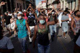 el regimen cubano prohibe la marcha del 15 de noviembre