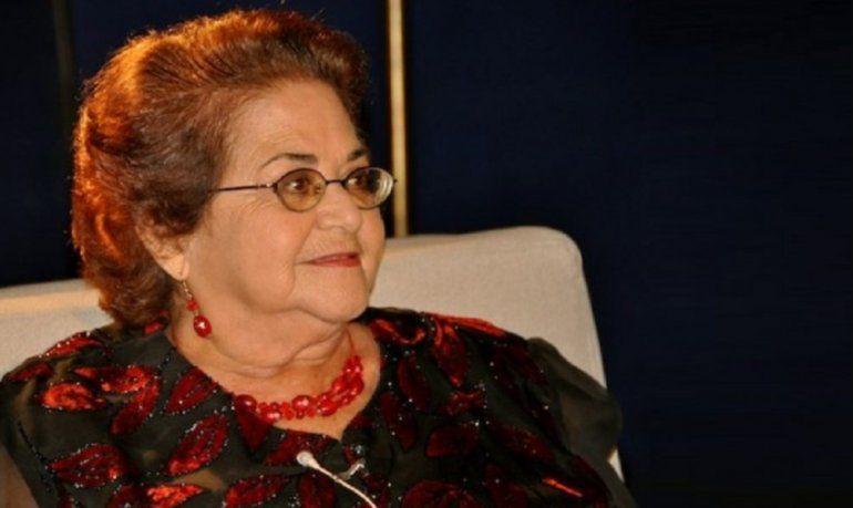 Fallece en La Habana la popular actriz cubana Marta del Río