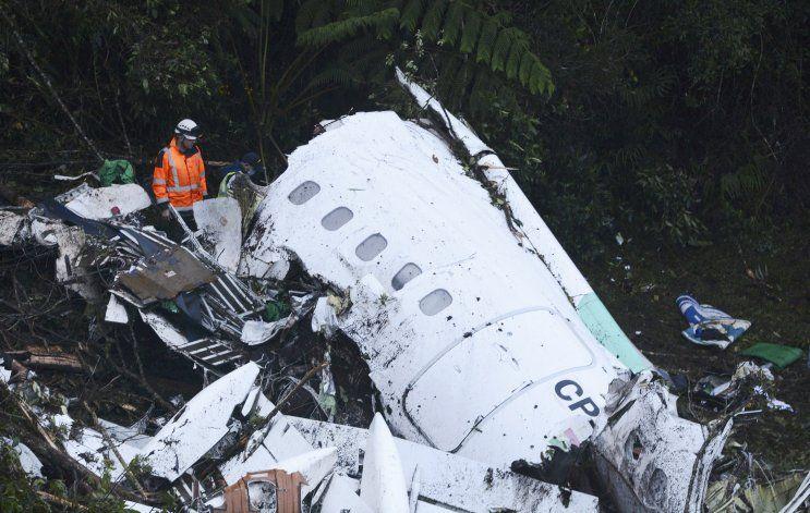Sobreviviente de Chapecoense se salva en otro accidente