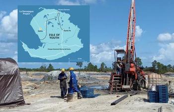 Una minera australiana asegura que encontró altas concentraciones de oro y plata en Cuba
