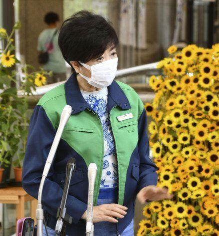 Gobernadora de Tokio pide a jóvenes vacunarse contra COVID
