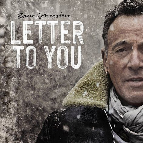 Springsteen le canta a amigos fallecidos en Letter to You