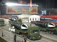 corea del norte llama la atencion de biden con un nuevo misil