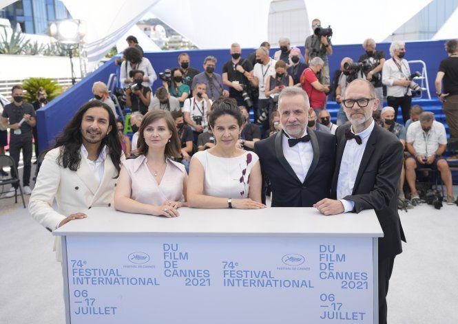 Películas con temática mexicana ganan en Cannes