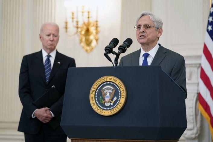 Biden nomina ocho fiscales federales, algunos históricos