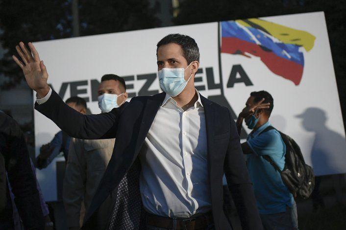 Guaidó advierte que Maduro busca aniquilar la oposición