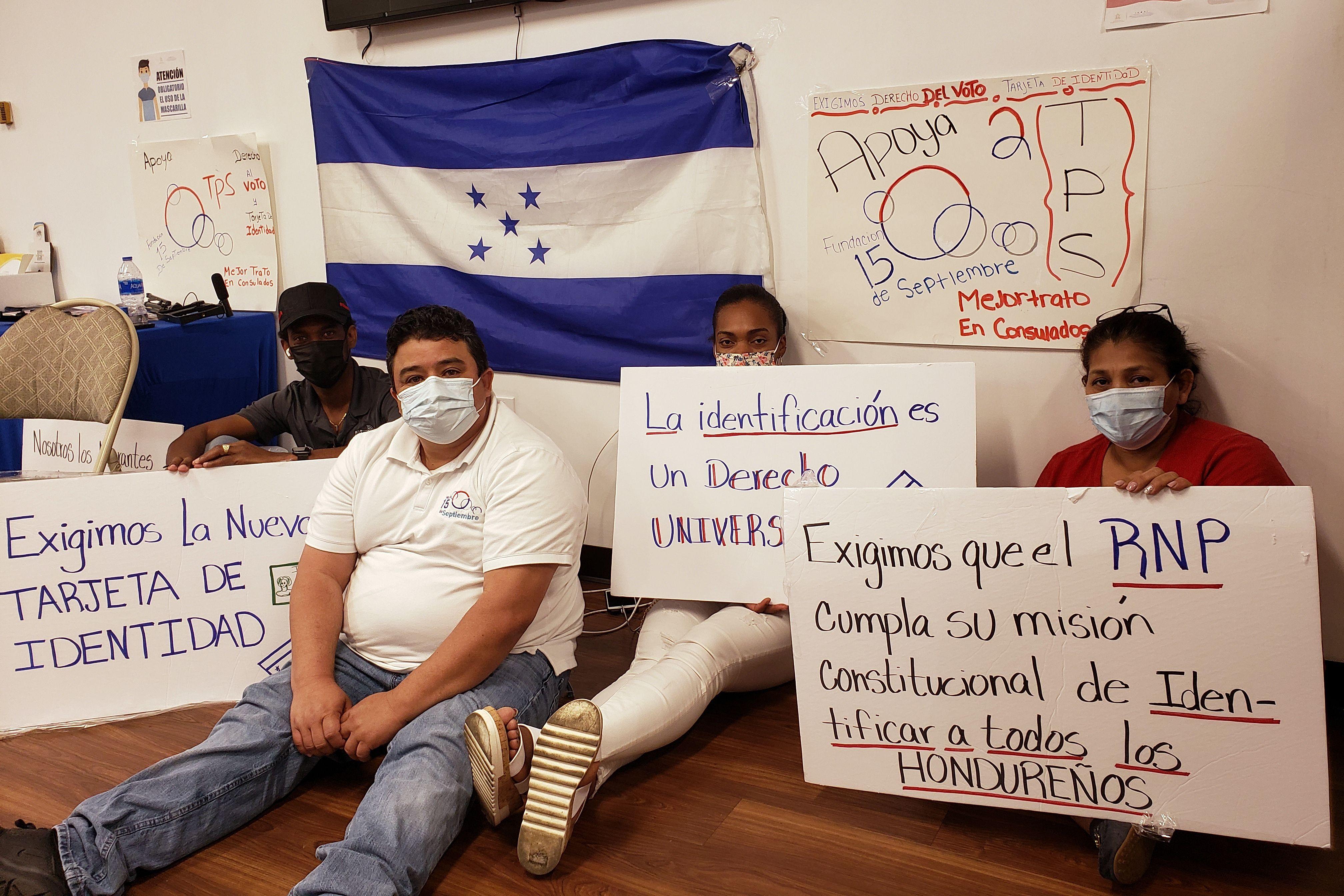 hondurenos en eeuu temen quedarse sin carnet de su pais