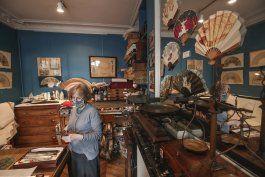 onu pide ayuda a francia para rescatar museo del abanico