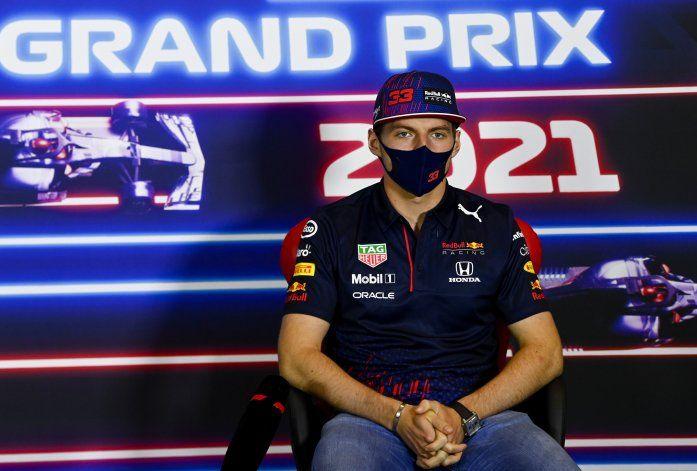 Verstappen busca dar mensaje con triunfo en Silverstone