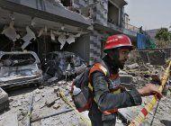 pakistan arresta a sospechoso de coche bomba que mato a tres