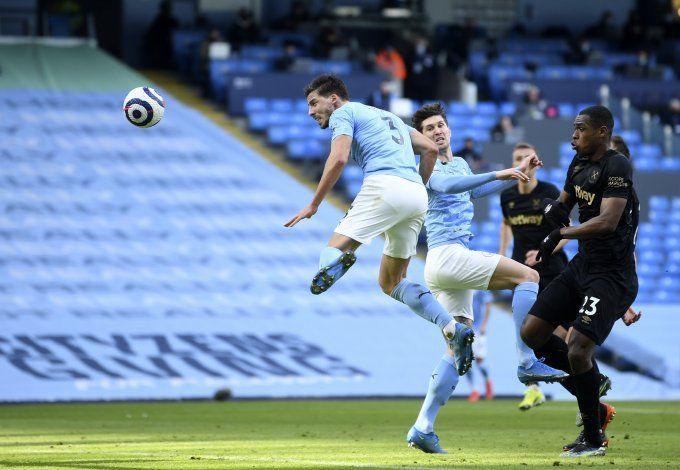 City gana su 20mo duelo seguido, supera al West Ham