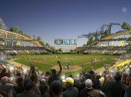 ciudad de oakland aprueba plan para parque de atleticos