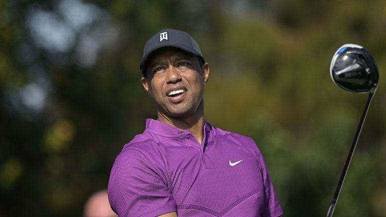 Woods se somete a una 5ta cirugía de espalda