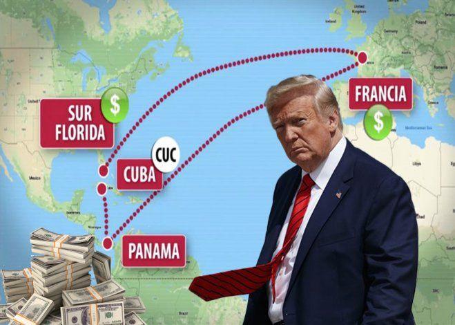 A partir del próximo 27 de noviembre quedará prohibido mediante empresas controladas por el aparato militar el envío de remesas a Cuba