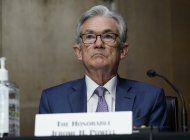 reserva federal pondera fin a bajas tasas de interes en eeuu