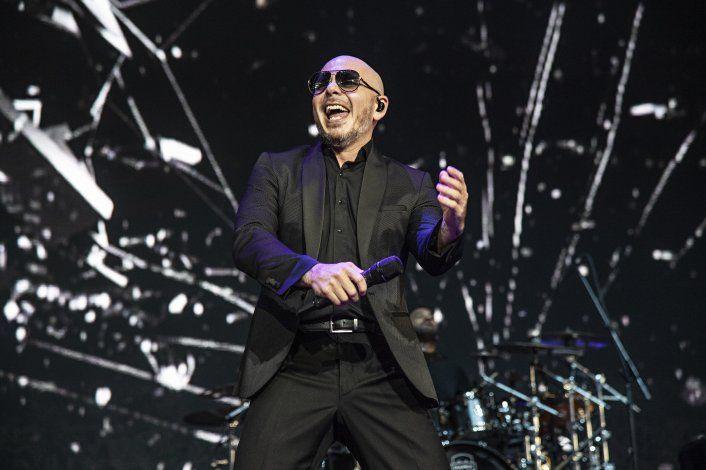 Pitbull será el artista invitado al Miss Universo 2021