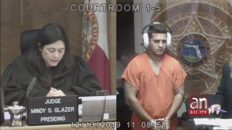 En corte un cubano de Miami por robo a mano armada y asalto agravado