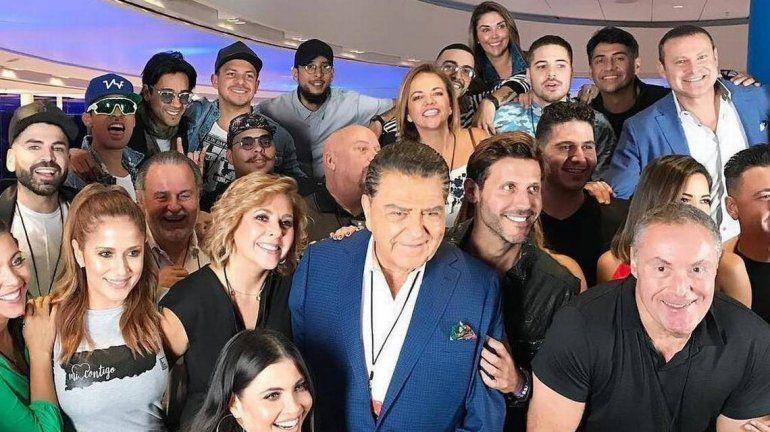 Somos una voz: Celebridades se unieron en Miami por víctimas de desastres en América
