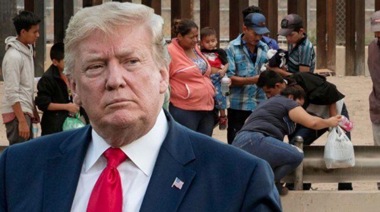 Administración Trump pondrá fin a los asilos de Centroamericanos, establecería nuevas reglas para la aplicación