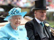 con emotivas palabras la reina isabel ii despidio a su difunto esposo