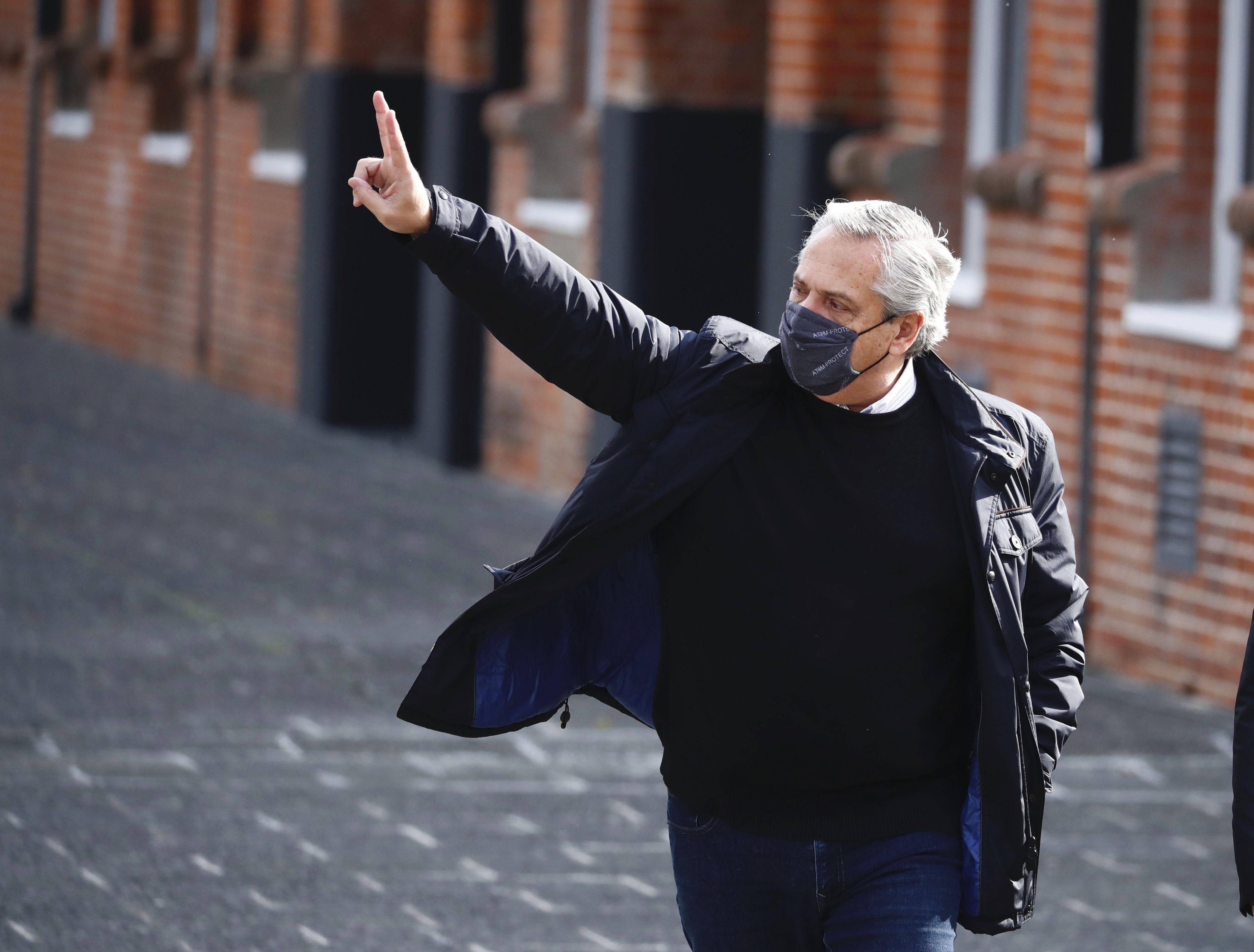 argentina: primarias plebiscitan a fernandez en pandemia