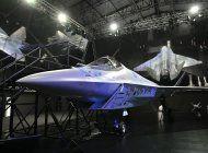 rusia presenta nuevo avion de combate