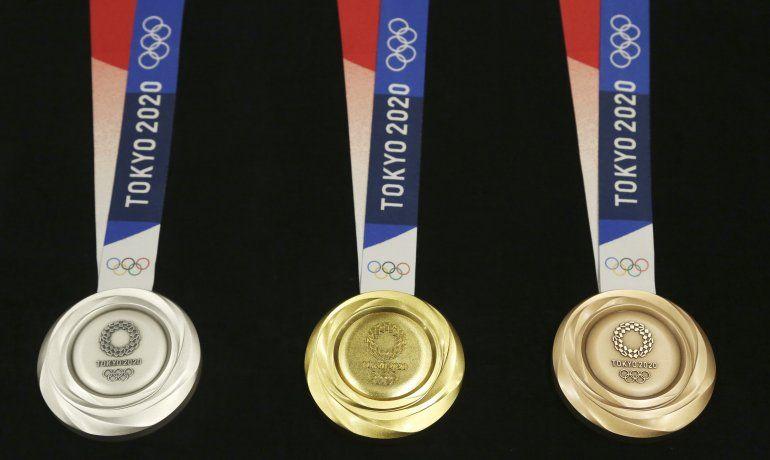 Medallas: EEUU, otra vez favorito para dominar podios