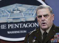 general: posible coordinacion de eeuu con el taliban