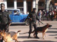 la dictadura llenara las calles de militares el 20 de noviembre