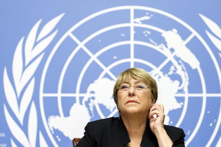 OPINION | Bachelet emite pálida declaración sobre protestas en Cuba