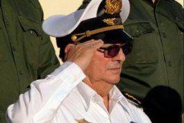 muere julio cesar gandarilla, el ministro al frente de la represion en cuba