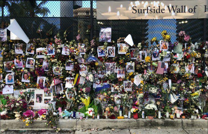 Aumenta a 96 el número fallecidos en Surfside