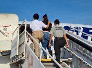 El Instituto Nacional de Inmigración de México anunció que deportó este miércoles a Cuba a 89 cubanos.