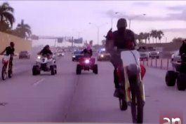 la policia de la ciudad de miami se prepara para el fin de semana de martin luther king