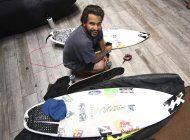 el surf trata de borrar su imagen de deporte de elite