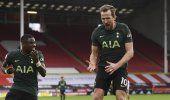 Golazo de Ndombele sella triunfo de Tottenham en Sheffield