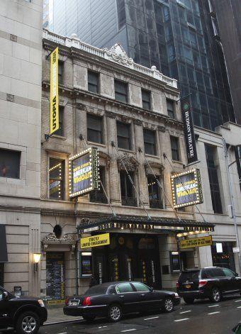 Teatro más viejo de Broadway abre sus puertas a turistas