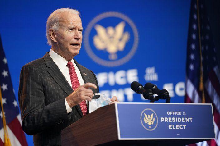 Nombramientos de Biden reflejan cambio de políticas de Trump