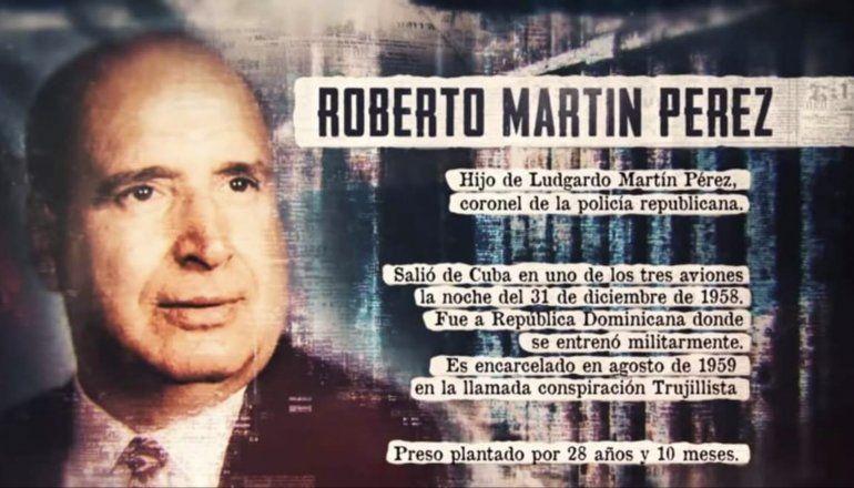 Muere en Miami Roberto Martín Pérez, ícono del presidio político cubano