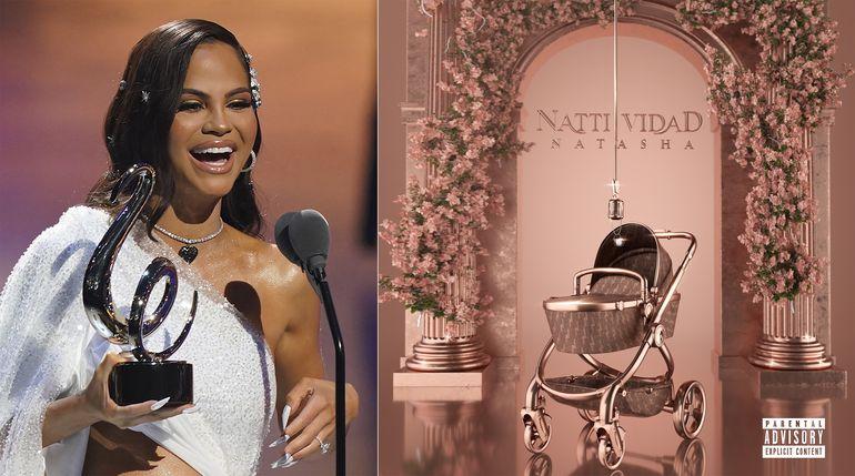 NattiVidad: Natti Natasha renace con bebé y nuevo disco
