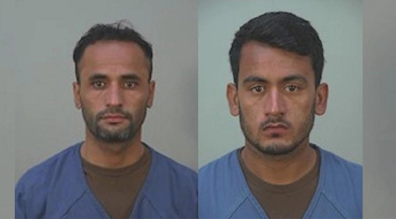 dos refugiados afganos en wisconsin enfrentan cargos de delitos sexuales contra un menor y abuso domestico