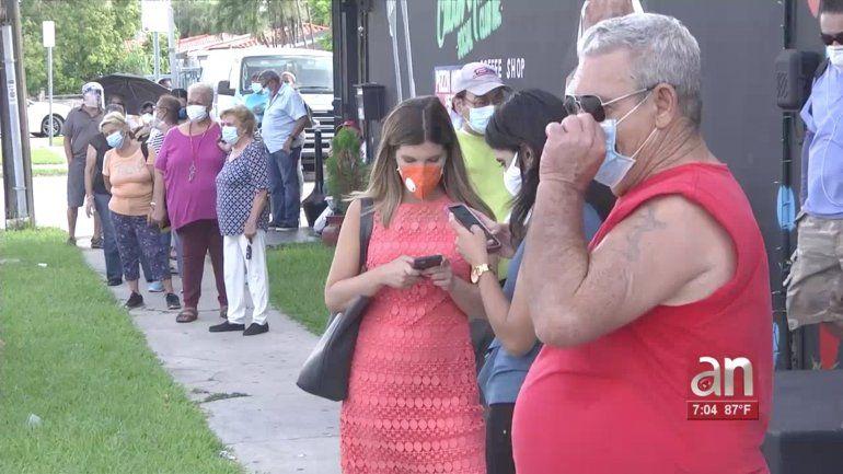 A partir de mañana los restaurantes de Miami solo podrán ofrecer sus servicios al aire libre
