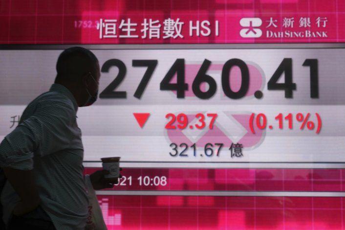 Wall Street abre en alza tras pronunciada caída