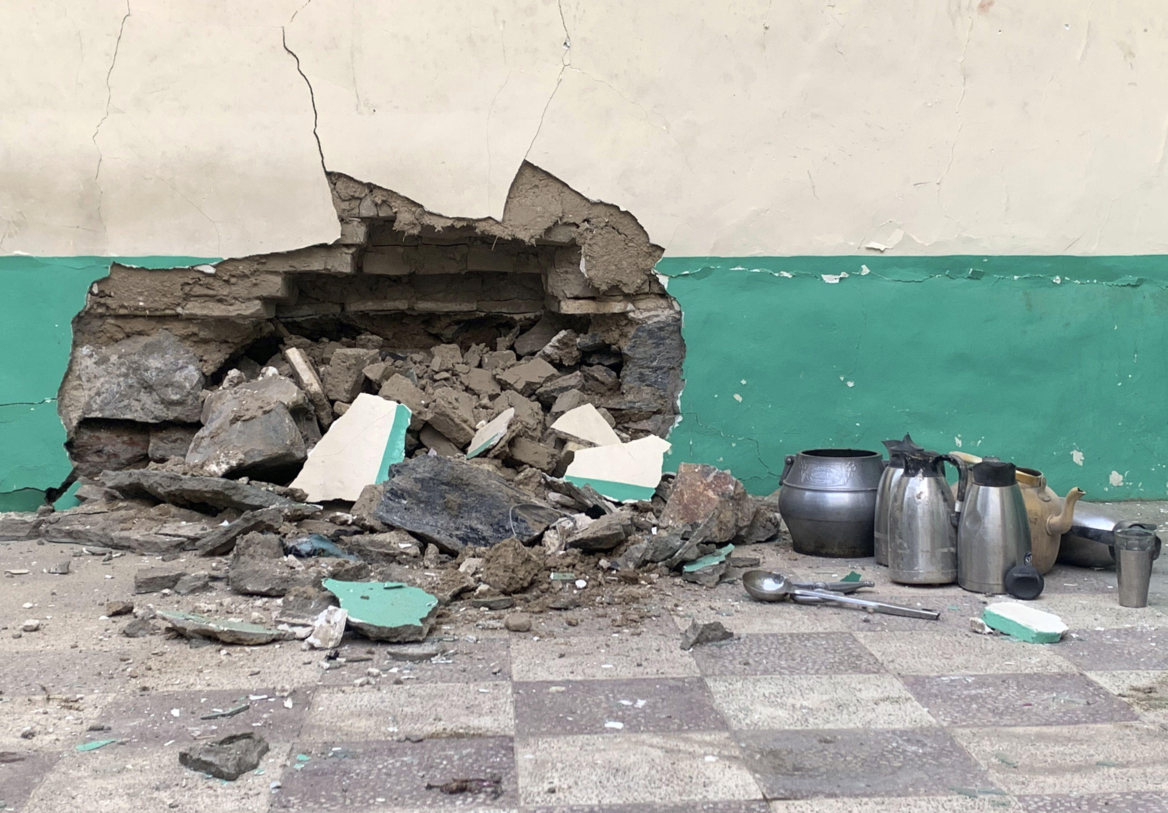 ei reclama ataque suicida en mezquita del sur de afganistan