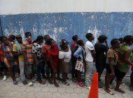 el expresidente aristide regresa a haiti, recuperado