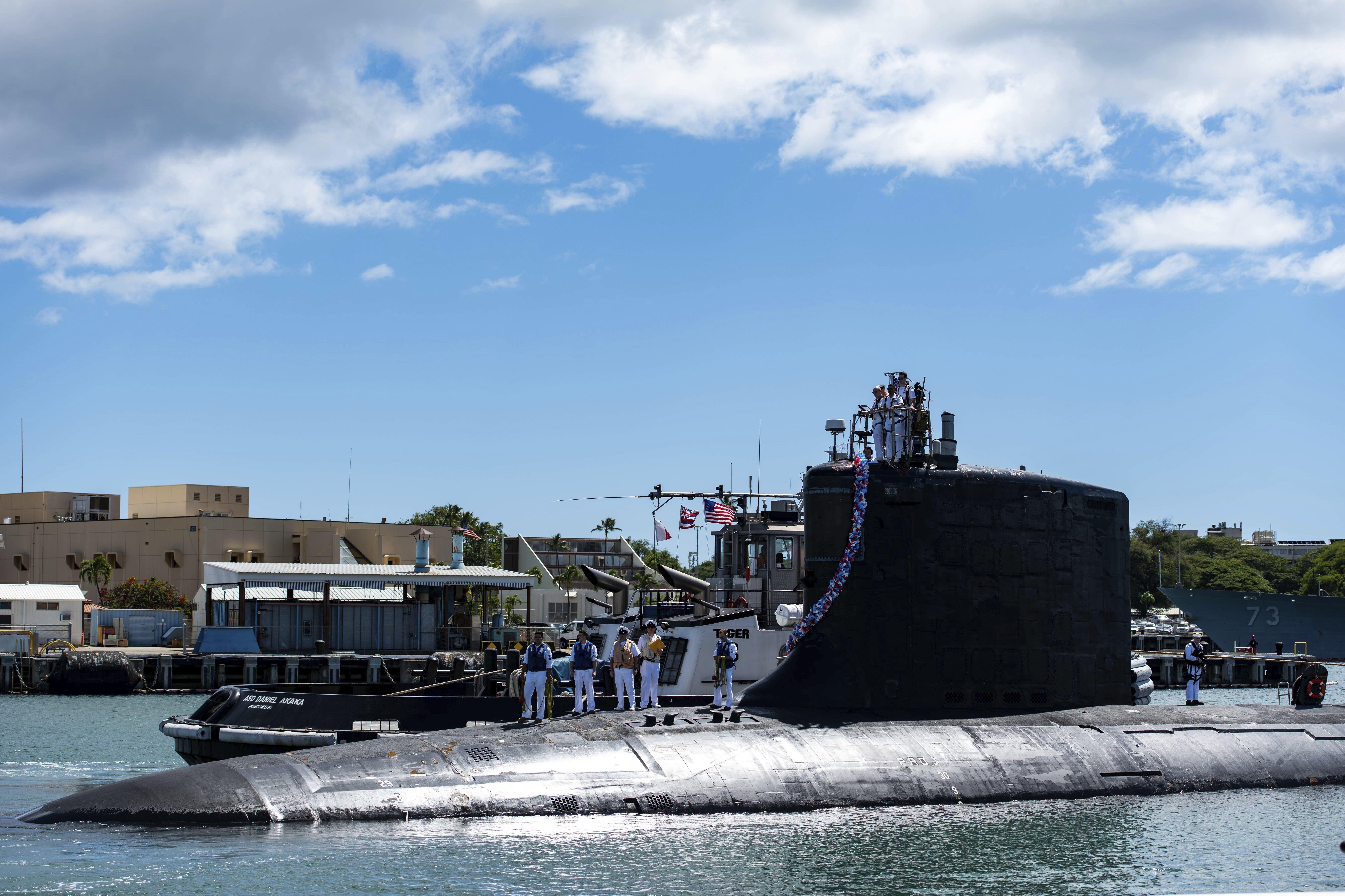 australia compra submarinos nucleares de eeuu