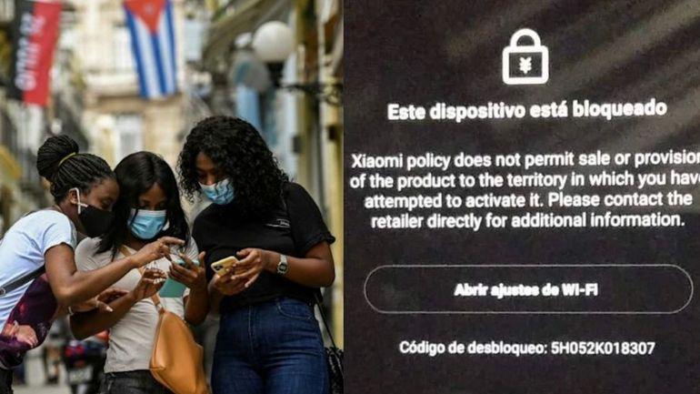 La empresa China Xiaomi comienza a bloquear celulares en Cuba ¿Por qué?