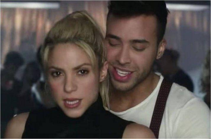 Prince Royce y Shakira estrenan video de Deja vu